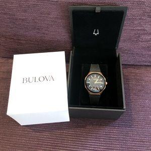 Curv Bulova Watch